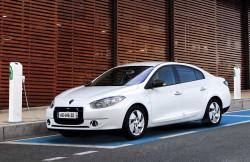 Renault fluence ev 2014