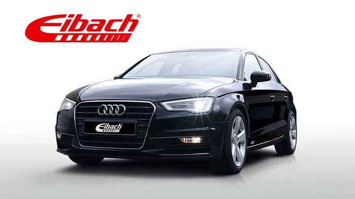 Photo of Προϊόντα ανάρτησης Eibach για το νέο Audi A3 saloon