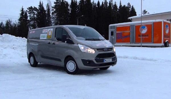 Photo of Διπλή νίκη της Ford στο Arctic Van Test