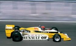 Jean-Pierre Jabouille Renault 1977