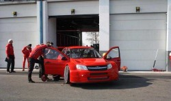 Lada Granta TC1 for 2014 WTCC (1)