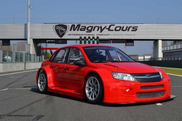 Lada Granta TC1 for 2014 WTCC (2)