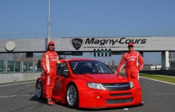 Lada Granta TC1 for 2014 WTCC (3)