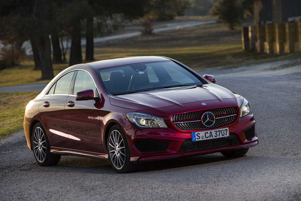 Photo of Mercedes-Benz CLA 200 CDI [test drive]