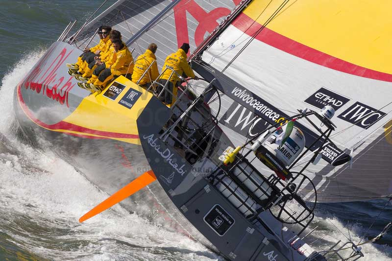 Photo of Volvo Ocean Race 2014-15: εκκίνηση σε 6 μήνες από σήμερα
