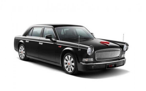 Hongqi L5 - Most expensive ever Chinese car (1)