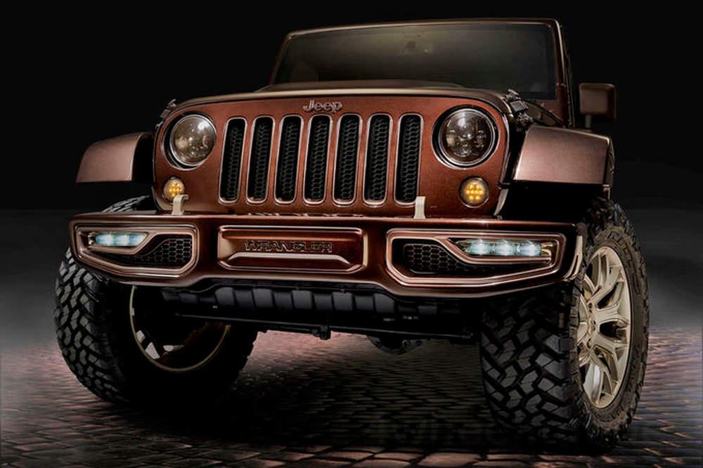 Photo of Jeep με κινέζικη άποψη.