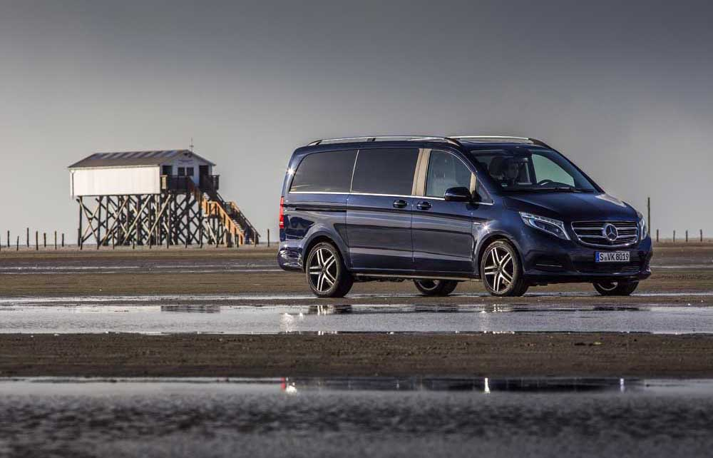 Photo of Mercedes-Benz V-Class [first drive]