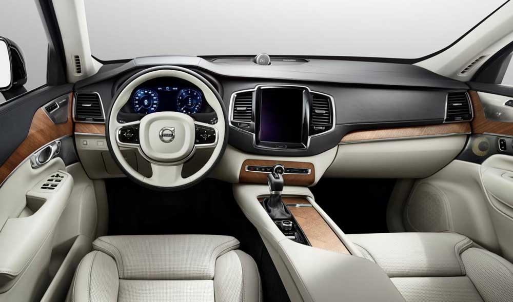 Photo of Πρεμιέρα για το …εσωτερικό του νέου Volvo XC90.