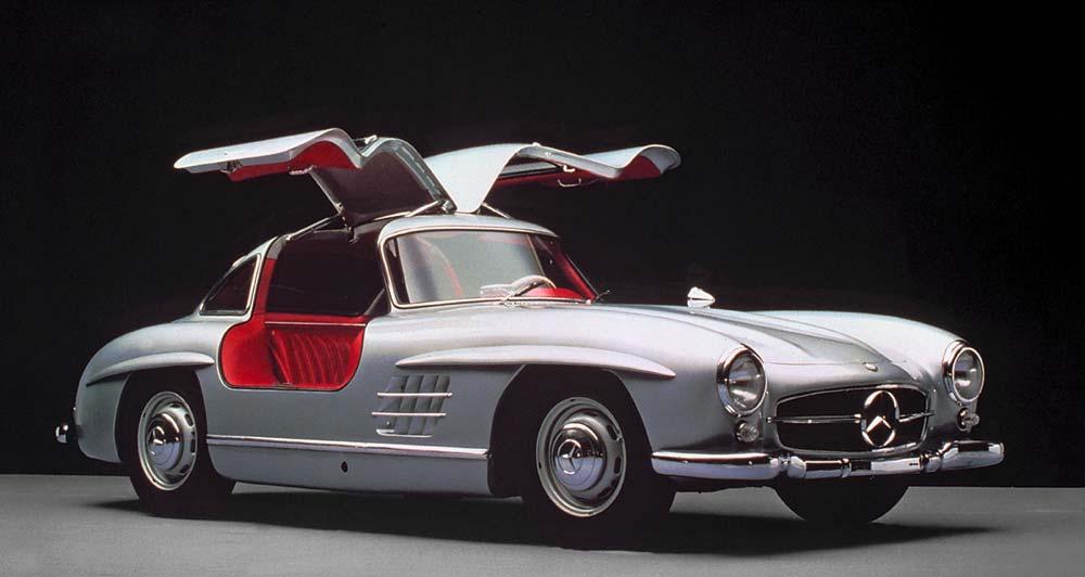 Photo of 60 Χρόνια Mercedes 300 SL