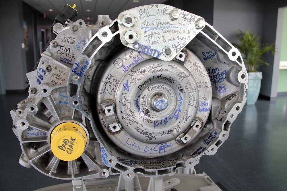 Photo of Chrysler, στην παραγωγή το 9άρι κιβώτιο