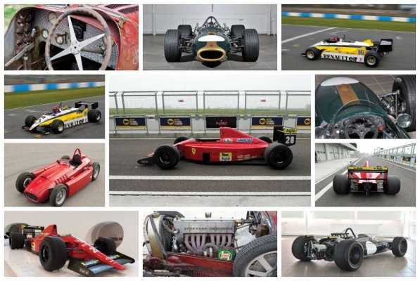 F1 old cars