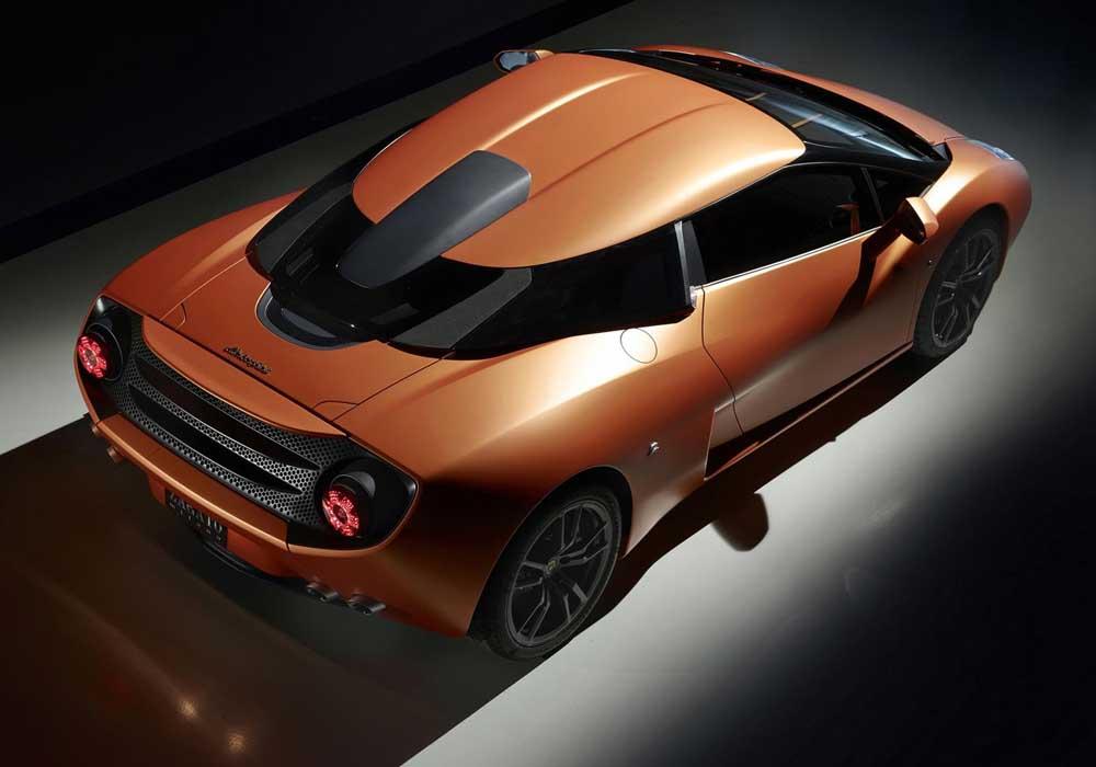 Photo of One- off Lamborghini με υπογραφή Zagato.