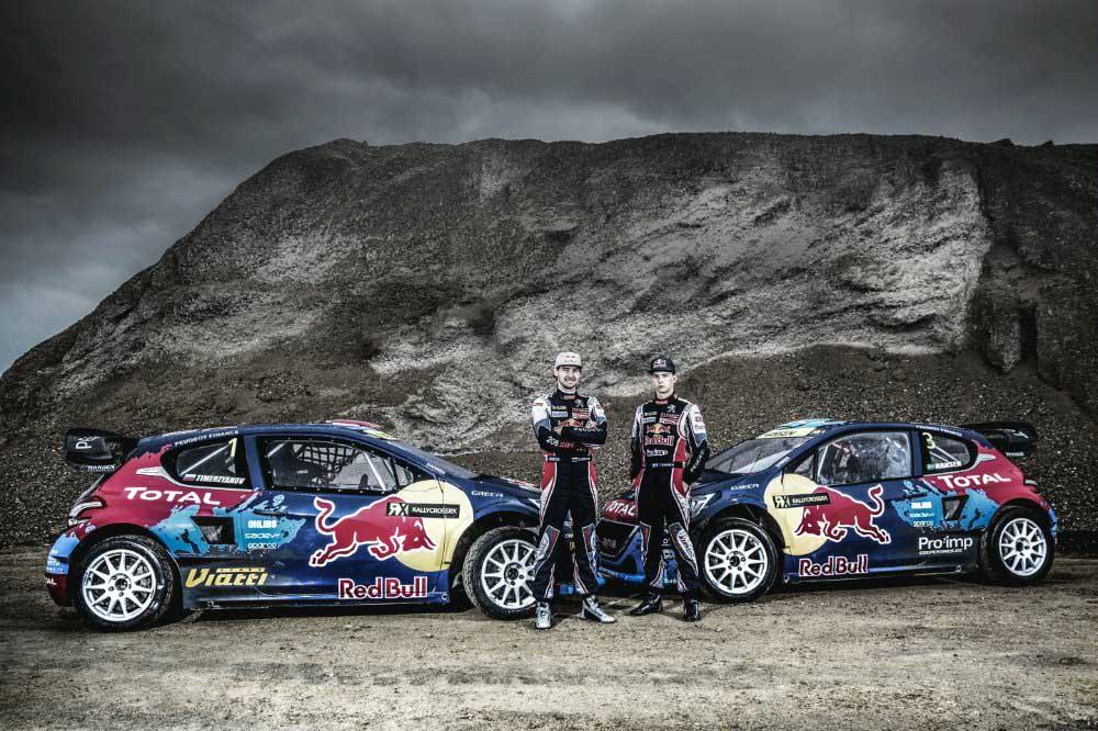 Photo of H Peugeot στο παγκόσμιο πρωτάθλημα Rallycross!