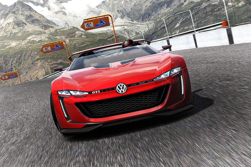 Photo of VW Golf GTI Roadster σε πραγματική μορφή.