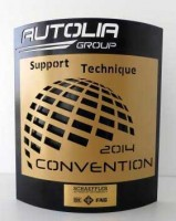 Η Schaeffler Automotive Aftermarket βραβεύτηκε επίσης για την εξαιρετική τεχνική της υποστήριξη από τον γαλλικό όμιλο Autolia.