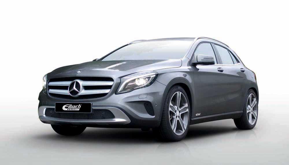 Photo of Προϊόντα ανάρτησης Eibach για την Mercedes GLA