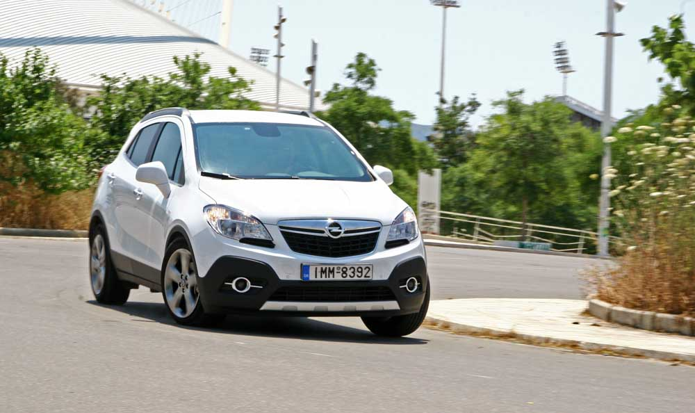 Photo of Opel Mokka 1.4 FWD [test drive]