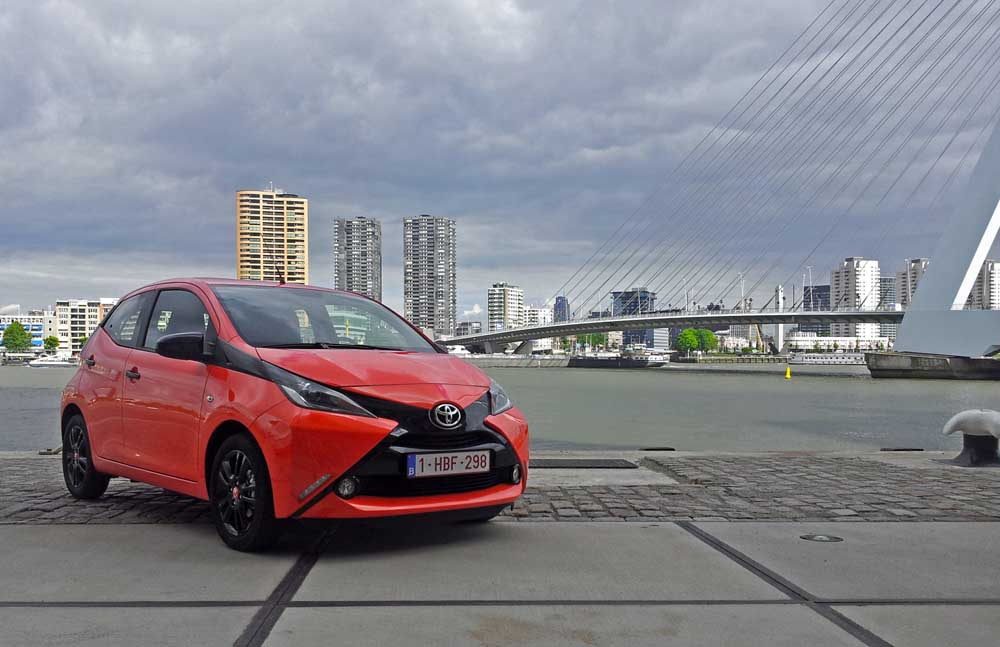 Photo of Toyota Aygo 2014 [first drive]