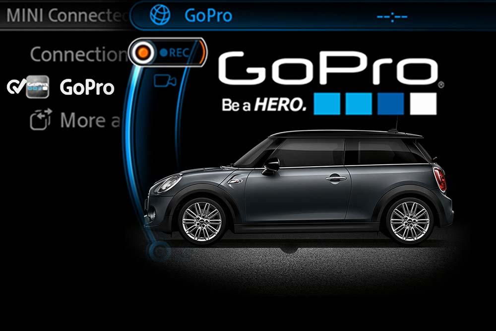 Photo of Εφαρμογή GoPro για το νέο MINI