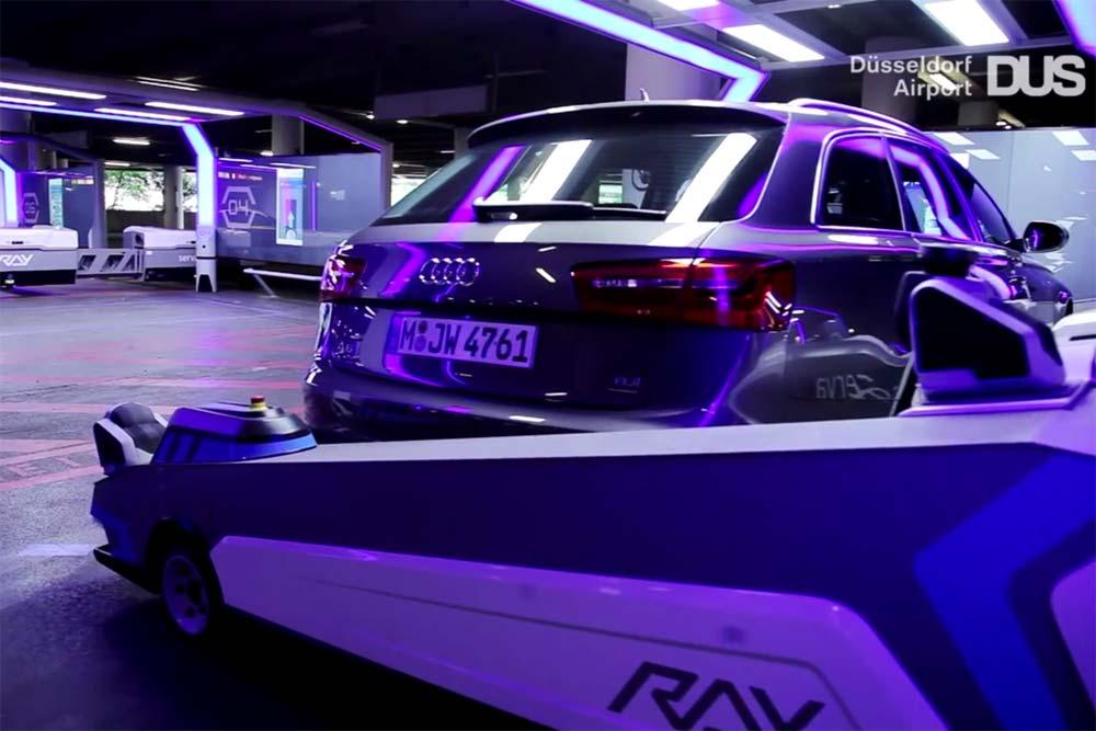 Photo of Το πιο εξελιγμένο ρομποτικό parking στον κόσμο