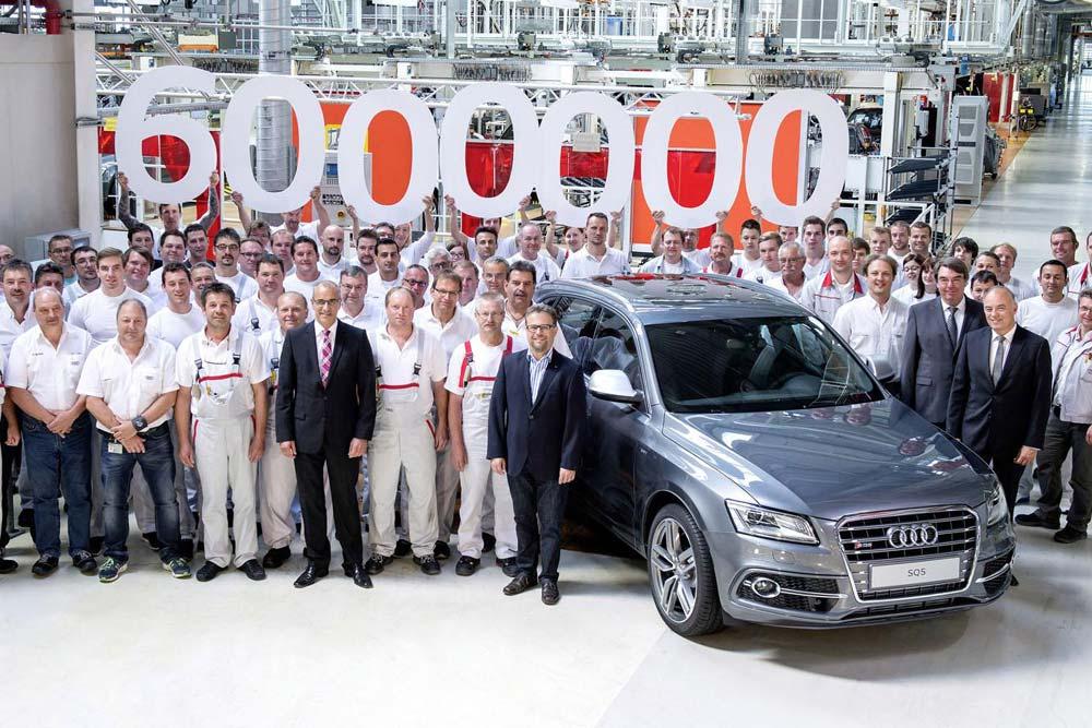 Photo of 6 εκ. quattro από την Audi