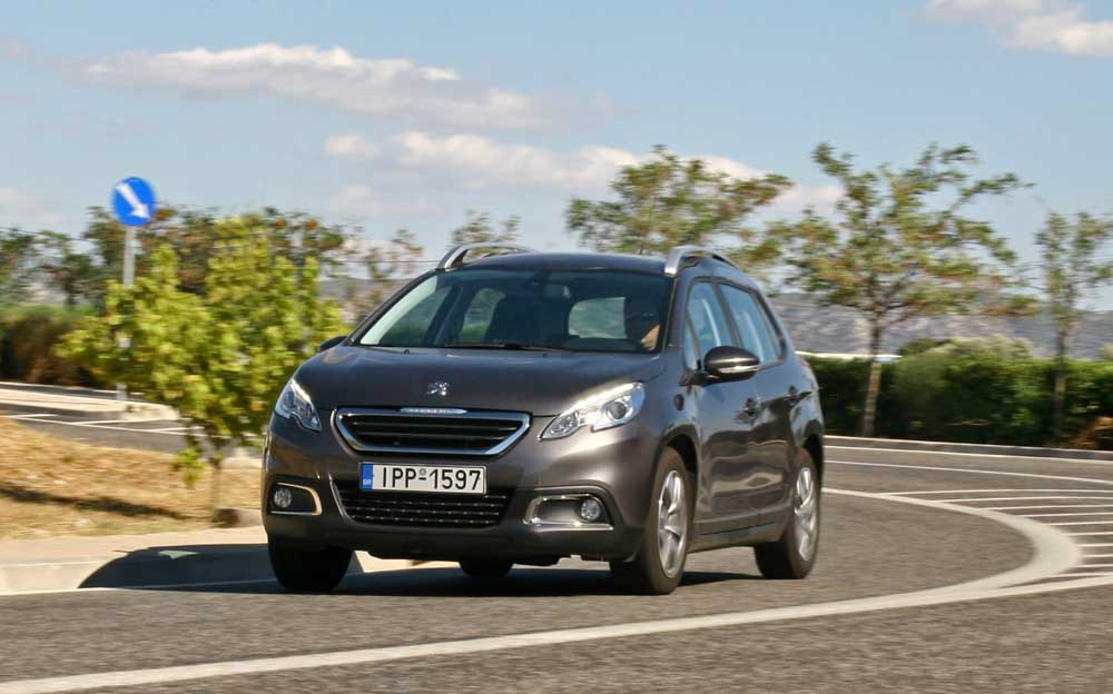 Photo of Peugeot 2008 1.6 e-HDi [test drive]