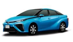 Toyota FCV hydrogen ready production 2015 (2)