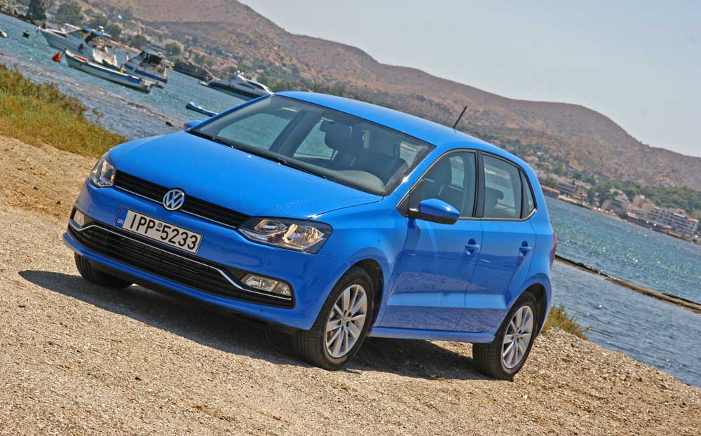 volkswagen polo 1 4 tdi bluemotion test drive. Black Bedroom Furniture Sets. Home Design Ideas
