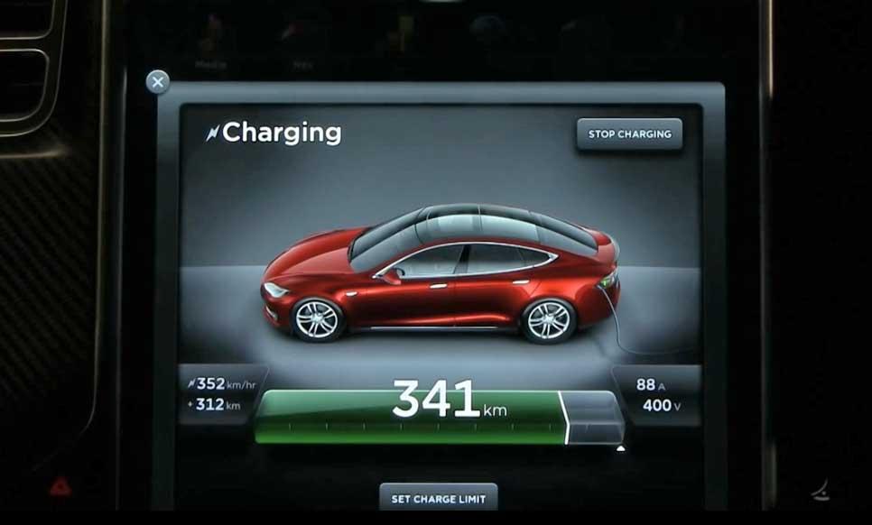 Photo of Δείτε ένα Tesla να «υπερφορτίζει» [vid]