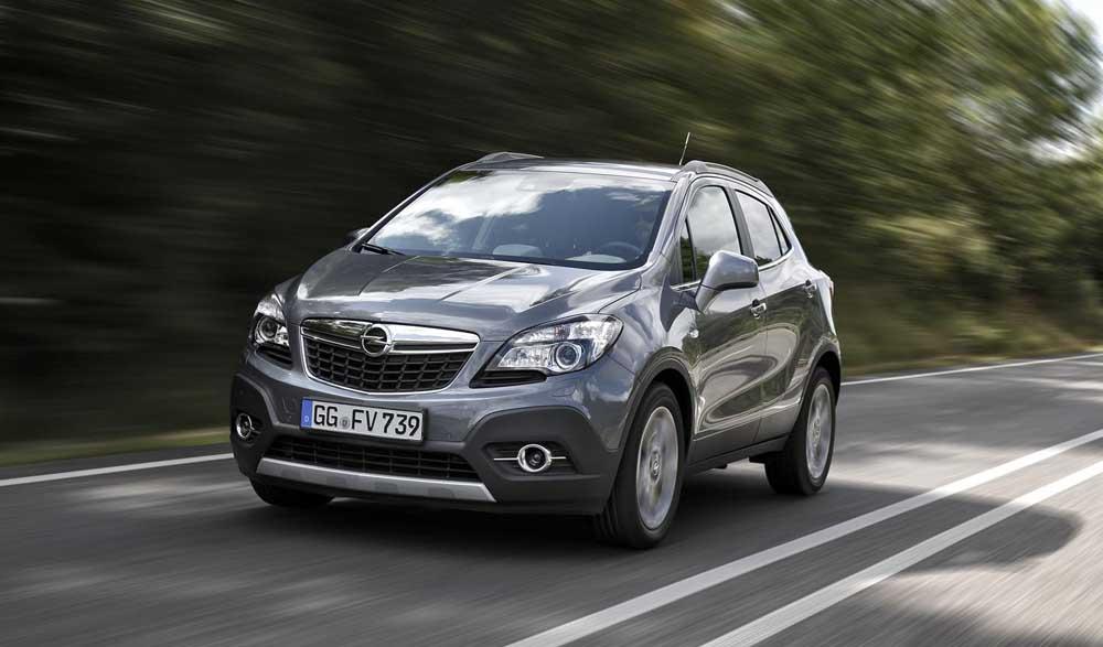 Photo of Νέα ντίζελ έκδοση για το Opel Mokka