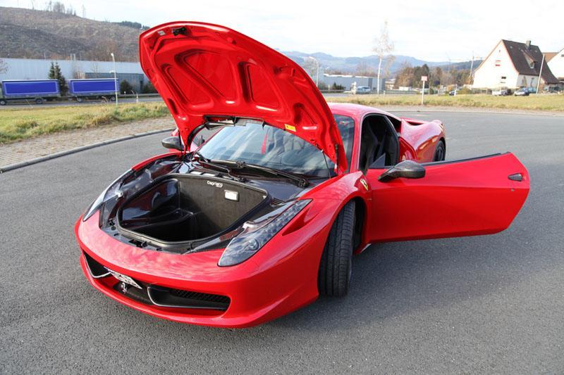 Photo of Ανάκληση για γέλια στις ΗΠΑ για τις Ferrari 458