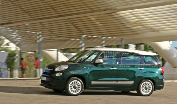 Fiat 500L Living MTJ 105PS caroto test drive 2014 (3)