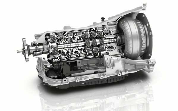 ZF-8HP-The new 8-Speed Automatic