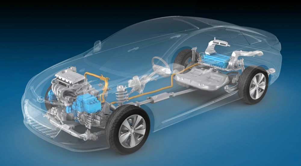 Photo of Πως λειτουργεί ένα όχημα με κυψέλες καυσίμου;