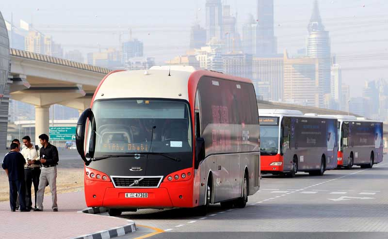 Photo of Ντουμπάϊ, κάνει «χρυσούς» τους επιβάτες ΜΜΜ!