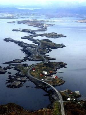 Atlantic Ocean Road in Norway or Atlanterhavsveien (42)