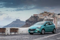 Opel Corsa Ecotec Turbo 115PS caroto test drive 2014 (2)