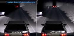 Toyota LED Array Adaptive High Beam System HD  (14)