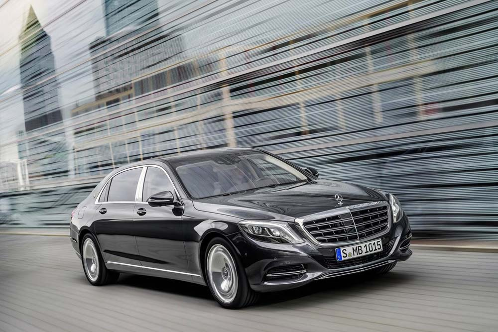 Photo of Mercedes Maybach S-Class, η επιστροφή του βασιλιά [vid]