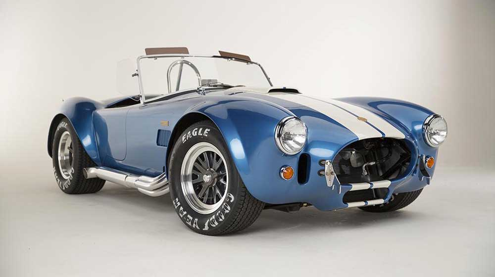 Photo of Επετειακή Shelby 50th Anniversary 427 Cobra