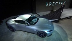 Aston Martin DB10 revealed for 24th James Bond movie called SPECTRE (2)