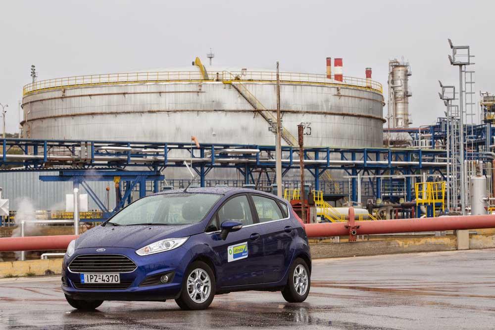 Photo of Ford Diesel με υπογραφή BP και ΕΛΠΕ
