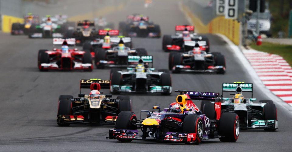Photo of To πρόγραμμα της F1 για το 2015