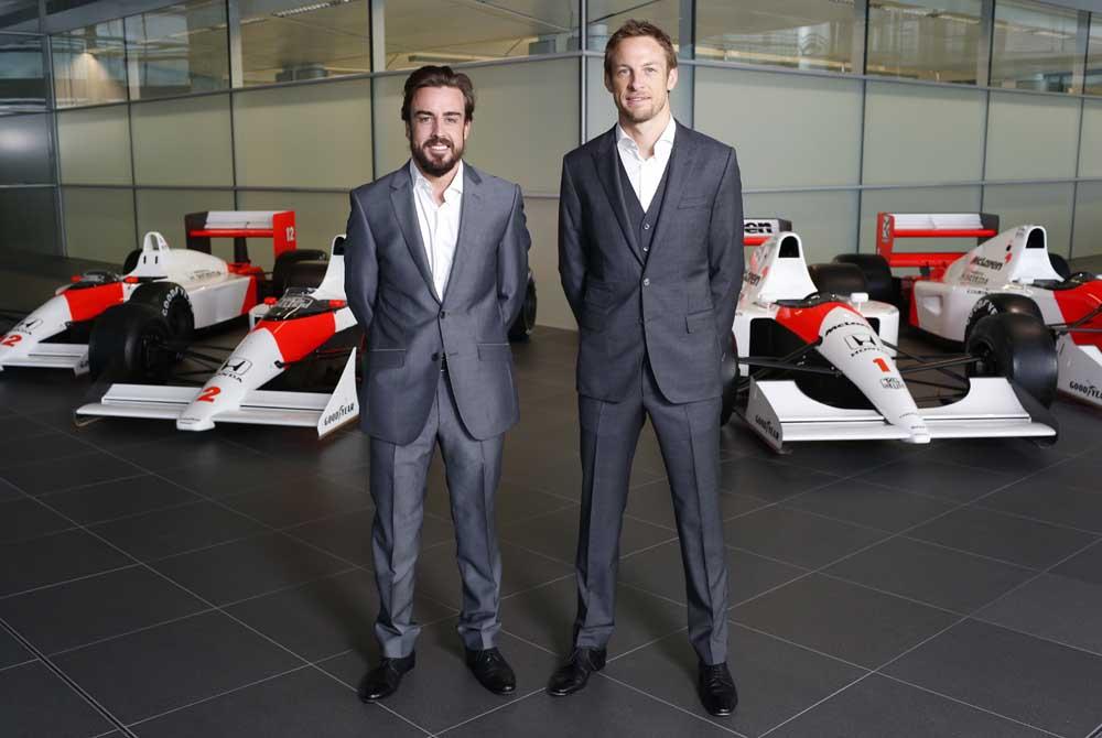 Photo of Η McLaren-Honda ανακοίνωσε Alonso και Button για το 2015
