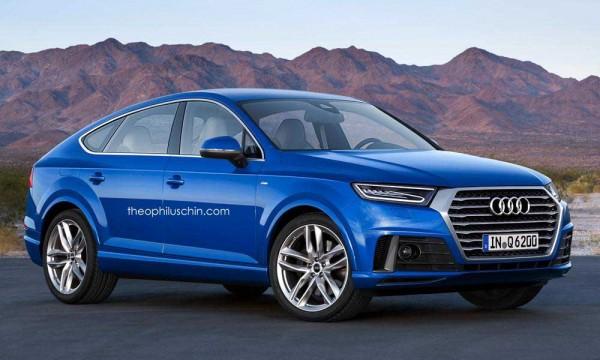 Audi Q6 rendering (1)