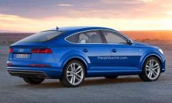 Audi Q6 rendering (2)