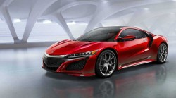 Honda NSX final version Detroit 2015 (6)