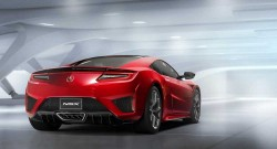 Honda NSX final version Detroit 2015 (9)