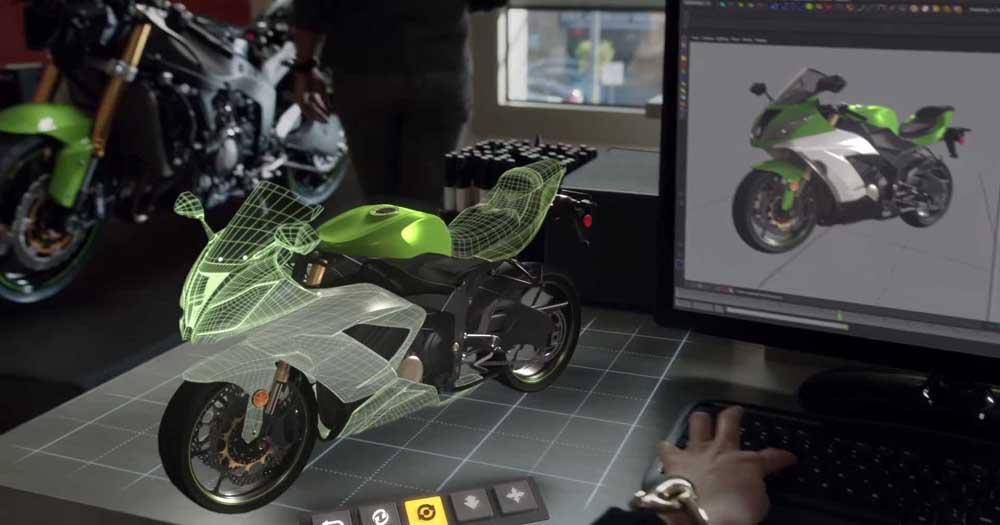 Photo of To HoloLens της Microsoft στην …παραγωγή!